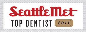 Seattle Metropolitan Magazine Top Dentist 2011